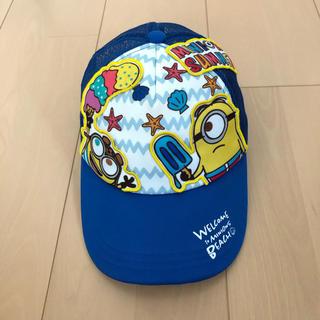 ユニバーサルスタジオジャパン(USJ)の【キッズ】USJ  ミニオン キャップ 54㎝(帽子)