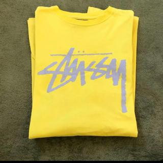 ステューシー(STUSSY)のTシャツワンピ(Tシャツ(長袖/七分))