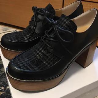 アシナガオジサン(あしながおじさん)のあしながおじさん ローファー風革靴(ローファー/革靴)