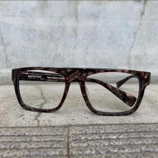 レア alain mikli 伊達眼鏡