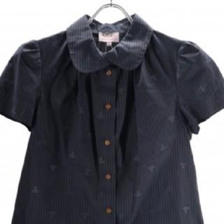 ヴィヴィアンウエストウッド(Vivienne Westwood)のヴィヴィアン・ウエストウッド ブラウス(シャツ/ブラウス(半袖/袖なし))