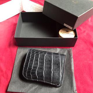 ガンゾ(GANZO)のワイルドスワンズ パーム 周年(折り財布)