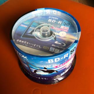 ティーディーケイ(TDK)のBD-R(TDK50枚入)(その他)