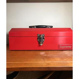 シュプリーム(Supreme)のSupreme工具入れ 横38センチ奥行き15センチ高さ8センチ(ケース/ボックス)