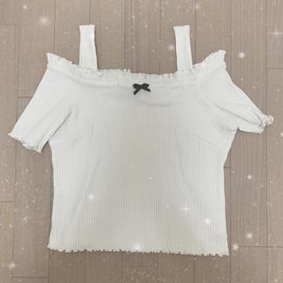 イートミー(EATME)のEATME トップス(Tシャツ(半袖/袖なし))