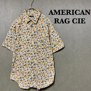 アメリカンラグシー(AMERICAN RAG CIE)の【古着】AMERICAN RAG CIE アメリカンラグシー 花柄半袖シャツ(シャツ)