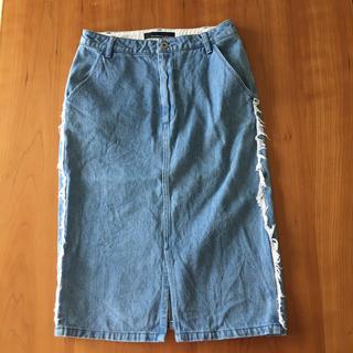 ガリャルダガランテ(GALLARDA GALANTE)のスカート(ひざ丈スカート)