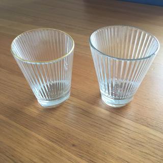 バーニーズニューヨーク(BARNEYS NEW YORK)の441様専用☆バーニーズニューヨーク ペアグラス(グラス/カップ)