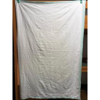 ムジルシリョウヒン(MUJI (無印良品))の綿毛布(毛布)