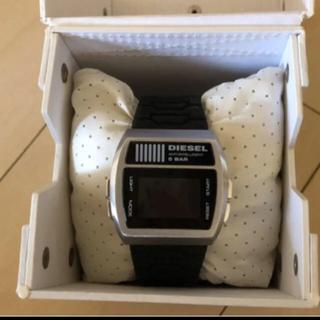 ディーゼル(DIESEL)のディーゼルDIESEL腕時計ジャンク品(腕時計(デジタル))