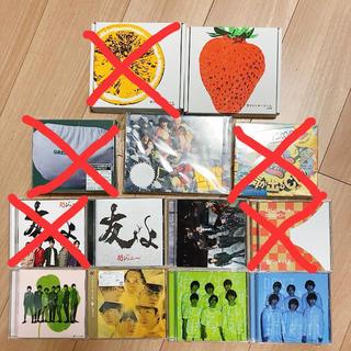 カンジャニエイト(関ジャニ∞)の関ジャニ∞CD シングル アルバム まとめ売り(ポップス/ロック(邦楽))