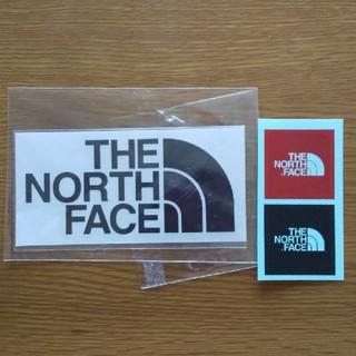 ザノースフェイス(THE NORTH FACE)のノースフェース・ステッカー(ステッカー)