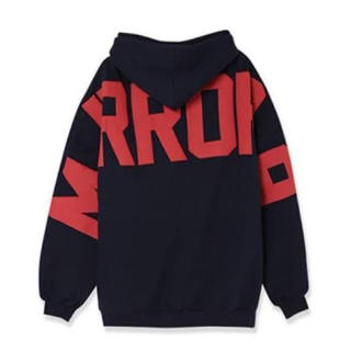 シュプリーム(Supreme)のMIRROR9 icon hoodie パーカー(パーカー)