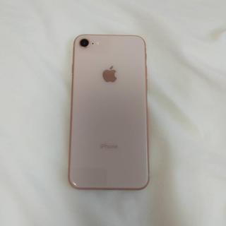 アイフォーン(iPhone)のiPhone8 64GB SIMフリー 【美品】 【コメント必須!】(スマートフォン本体)
