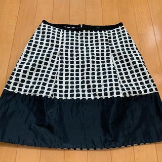 ブラーミン(BRAHMIN)のBRAHMIN  膝丈スカート(ひざ丈スカート)