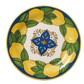 カルディ(KALDI)のカルディ レモンバッグ陶器皿(食器)