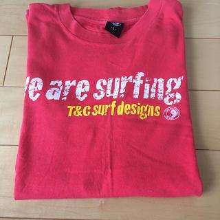 タウンアンドカントリー(Town & Country)のメンズ サーフTシャツ(Tシャツ/カットソー(半袖/袖なし))