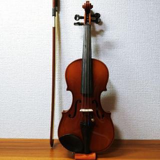 【良音】スズキ 1/10 No.220 バイオリン 1976(ヴァイオリン)