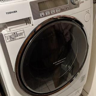 東芝 - わかちゃん様専用、7/4まで!中古 東芝ドラム式洗濯機 TW-4000VFL