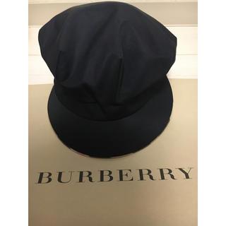 バーバリー(BURBERRY)のBurberry キャップ キャスケット(キャップ)