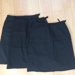 エンジョイ(enjoi)のスーツ スカート(ひざ丈スカート)