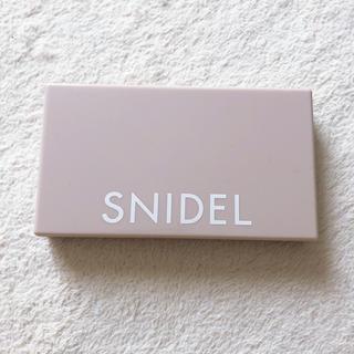 スナイデル(snidel)のSweet 付録 メイクパレット(コフレ/メイクアップセット)
