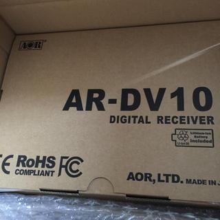 エーオーアール(aor)の【値下げしました】AR-DV10 デジタルレシーバー(その他)