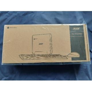 エイサー(Acer)の[新品]Acer Chromebox CXI3-F38P(デスクトップ型PC)