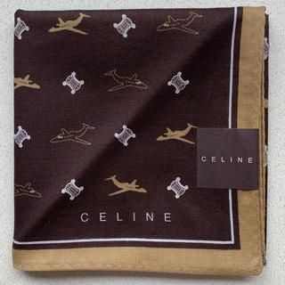 セリーヌ(celine)のCELINE セリーヌ メンズ ハンカチ(ハンカチ/ポケットチーフ)