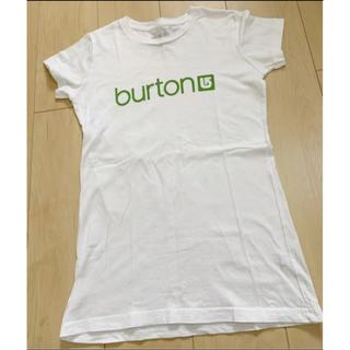 バートン(BURTON)の未使用☆BURTONバートン ロング丈Tシャツ(Tシャツ(半袖/袖なし))