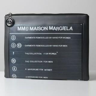 MM6 - 新品 MM6 maison margiela クラッチorポーチ