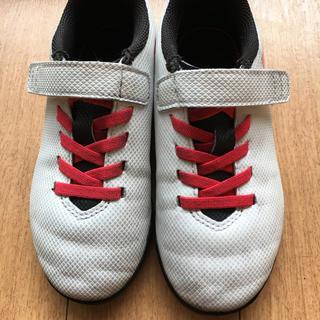 アディダス(adidas)のアディダス サッカー トレシュー 17㎝(サッカー)