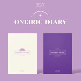 エイチケーティーフォーティーエイト(HKT48)のIZ*ONE Oneiric Diary 幻想 日記ver CD 新品未開封(K-POP/アジア)