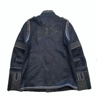 アンダーカバー(UNDERCOVER)のアンダーカバー 2005A/W arts&craft スカル ウール ジャケット(ブルゾン)