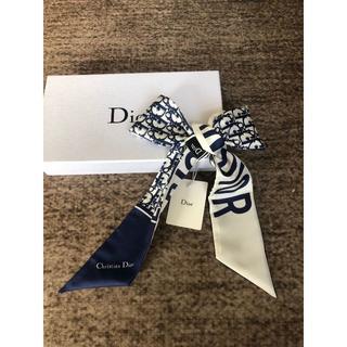 ディオール(Dior)のDior定番ロゴ Mitzah スカーフ(バンダナ/スカーフ)