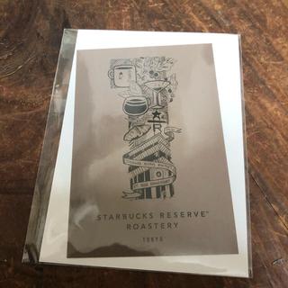 Starbucks Coffee - スターバックス リザーブ ロースタリー ステッカー 1周年