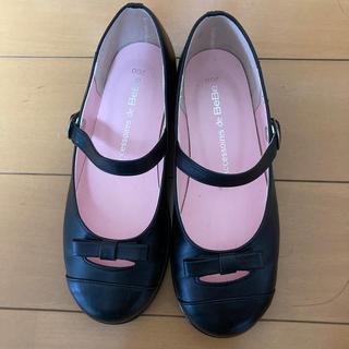 ベベ(BeBe)の女児フォーマル靴20.0(フォーマルシューズ)