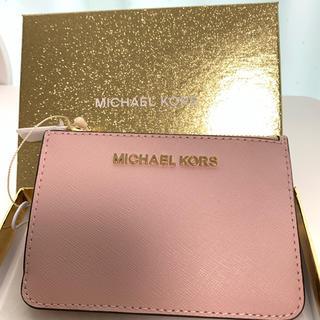 Michael Kors - MICHAEL KORS パスケース コインケース 定期ケース 定期入れ