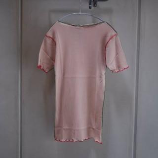 エディットフォールル(EDIT.FOR LULU)のBaserange VEIN TEE - COTTON RIB(Tシャツ(半袖/袖なし))