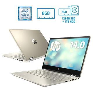 ヒューレットパッカード(HP)の新品 HP Pavilion x360 Core i5 ゴールド系(ノートPC)