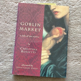 英文学 Goblin Market クリスティーナ・ロセッティ(洋書)