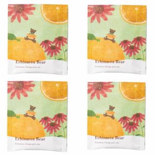 セイカツノキ(生活の木)の生活の木 おいしいハーブティー  エキナセアベア4袋入(茶)