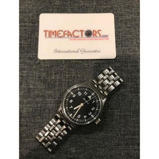 インターナショナルウォッチカンパニー(IWC)のSPEEDBIRDⅢ PRS-22 スピードバード3 timefactors(腕時計(アナログ))