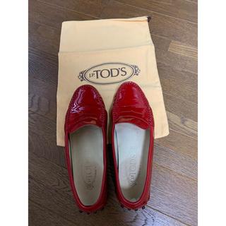 トッズ(TOD'S)のTODS ドライビングシューズ(スリッポン/モカシン)