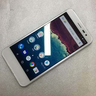 シャープ(SHARP)のY!mobile Android One 507SH ジャンク aki547(スマートフォン本体)