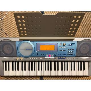 カシオ(CASIO)の【送料込み】カシオ CASIO LK-280 電子ピアノ(電子ピアノ)