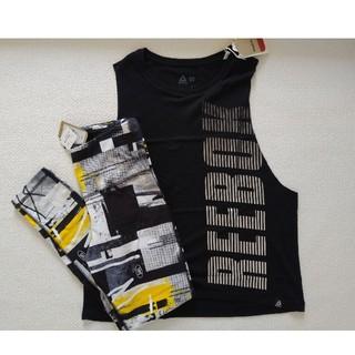 リーボック(Reebok)のリーボックレギンスタイツレディースTシャツOT(ウェア)
