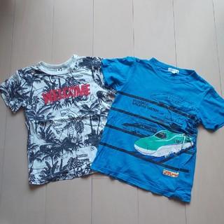 サンカンシオン(3can4on)のパーティパーティ・サンカンシオン  120サイズTシャツセット(Tシャツ/カットソー)