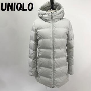 ユニクロ(UNIQLO)の【人気】UNIQLO/ユニクロ シームレスダウンコート サイズM レディース(ダウンコート)