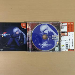エスエヌケイ(SNK)のTHE KING OF FIGHTERS2001 (ドリームキャスト専用ソフト)(家庭用ゲームソフト)